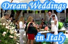 Dream Weddings in Italy