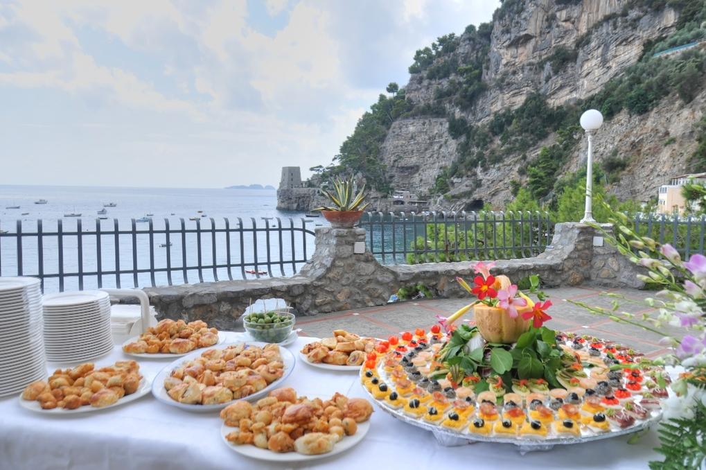 Matrimonio Spiaggia Positano : Ristorante hotel pupetto matrimonio a sorrento e