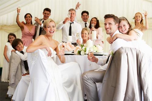 Bon ton dell'invitato a nozze